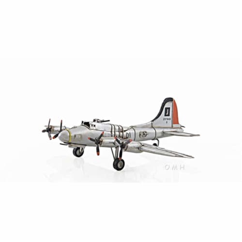 Old Modern Handicrafts AJ052 B-25 Mitchell Bomber Perspective: front