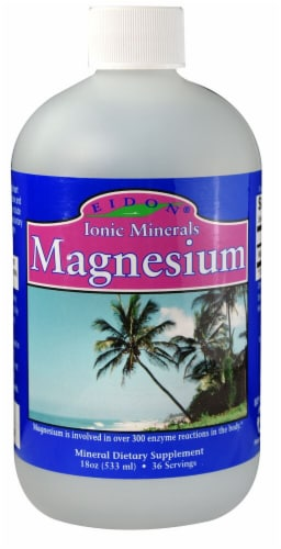 Eidon Ionic Minerals  Magnesium Perspective: front