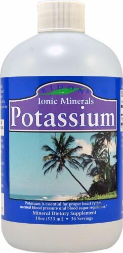 Eidon Ionic Minerals  Potassium Perspective: front
