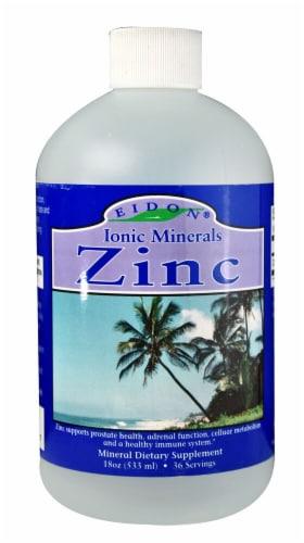 Eidon Ionic Minerals  Zinc Perspective: front