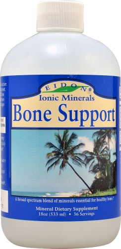 Eidon Ionic Minerals  Bone Support Perspective: front
