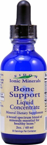 Eidon Ionic Minerals  Bone Support Liquid Concentrate Perspective: front