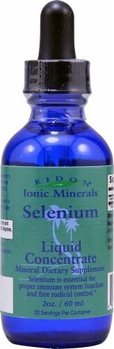 Eidon Ionic Minerals  Selenium Liquid Concentrate Perspective: front