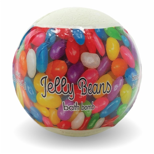 Primal Elements Jelly Beans Bath Bomb Perspective: front
