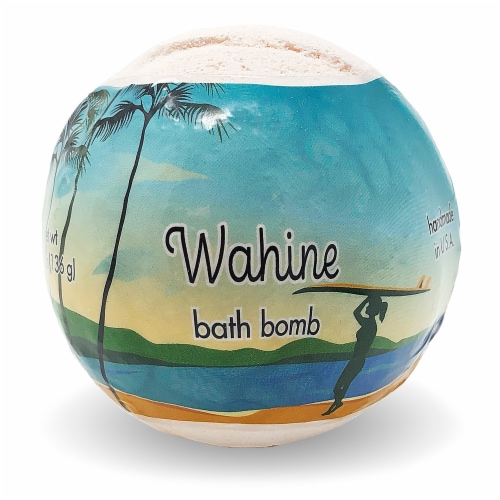 Primal Elements Wahine Bath Bomb Perspective: front