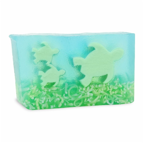 Primal Elements Sea Turtles Bar Soap Perspective: front