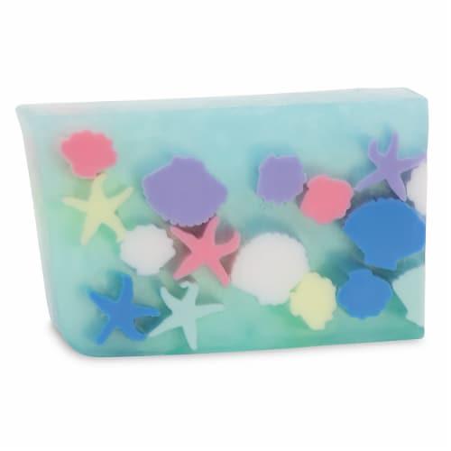 Primal Elements Seashells & Starfish Bar Soap Perspective: front