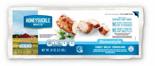 Honeysuckle White Homestyle Turkey Breast Tenderloins Perspective: front