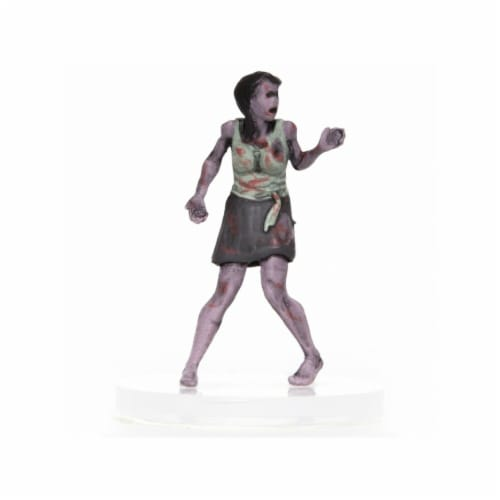 Role 4 Initiative R4I67003-PC Characters of Adventure Zombie Female Human Peasant Miniature Perspective: front