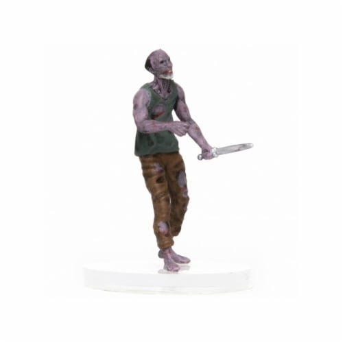 Role 4 Initiative R4I67004-PC Characters of Adventure Zombie Male Human Slasher Miniature Perspective: front