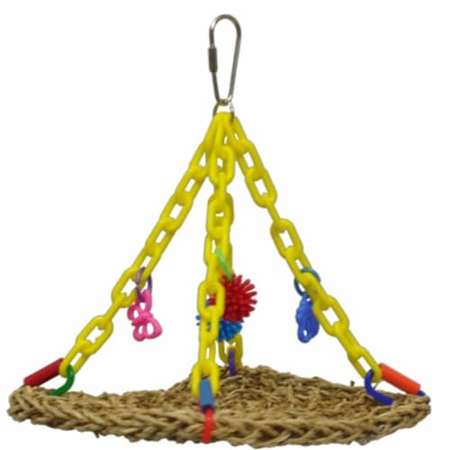 A&E Cage HB900 9 x 7 x 6.5 in. Hanging Vine Mat - Small Perspective: front