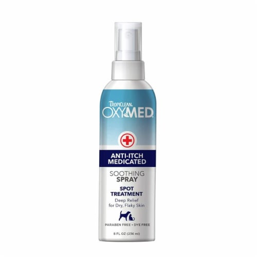 TCD 90000301 8 oz Oxy Hypo-Allergenic Spray Perspective: front