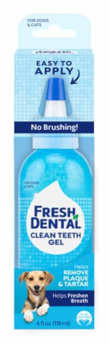 Naturel Promise Fresh Dental Clean Teeth Gel Perspective: front