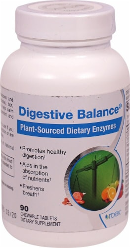 Roex  Digestive Balance® Perspective: front