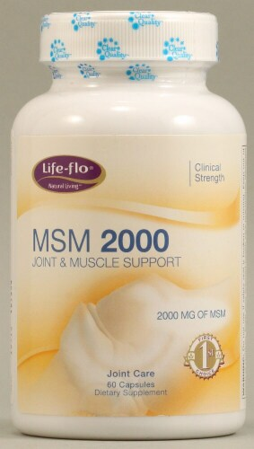 Life-Flo  MSM 2000 Perspective: front