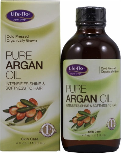 Life-Flo  Pure Argan Oil Perspective: front