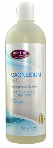 Life-Flo  Magnesium Gel Perspective: front