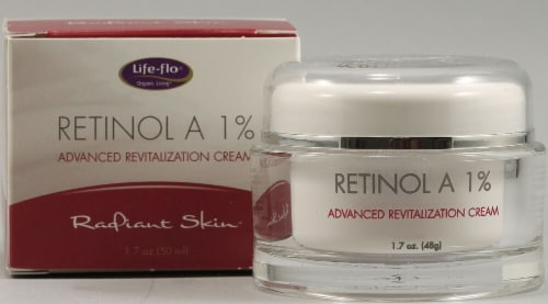 Life-Flo  Retinol A 1% Perspective: front