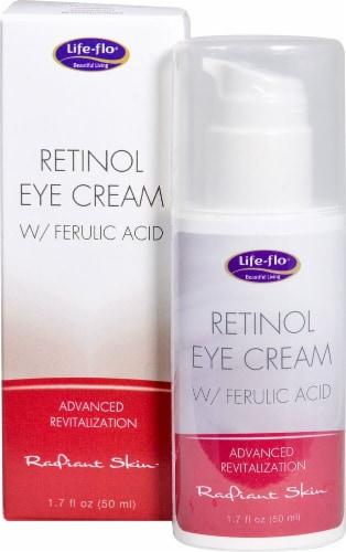 Life-Flo  Retinol Eye Cream with Ferulic Acid Perspective: front