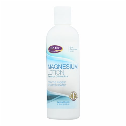 Life-Flo  Magnesium Lotion Perspective: front