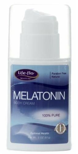 Life-Flo  Melatonin™ Body Cream Perspective: front