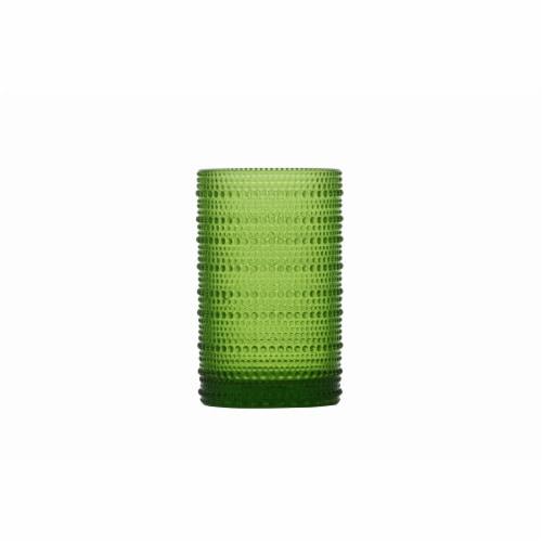 FORTESSA D&V Jupiter Double Old-Fashioned Beverage Glasses - 6 Pack - Fern Perspective: front