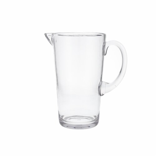 FORTESSA Veranda Pitcher - Clear - 4 Pack Perspective: front