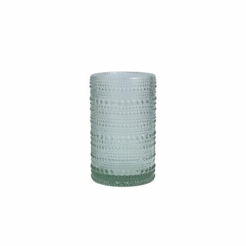 FORTESSA D&V Jupiter Double Old-Fashioned Beverage Glasses - 6 Pack - Sage Perspective: front
