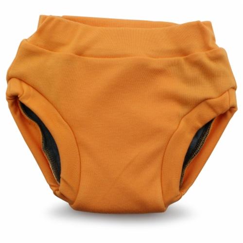 Ecoposh OBV Training Pants Saffron Large 3T Perspective: front