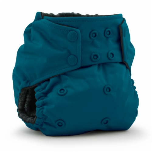Kanga Care Rumparooz OBV One Size Pocket Cloth Diaper   Caribbean (6-40lbs) Perspective: front