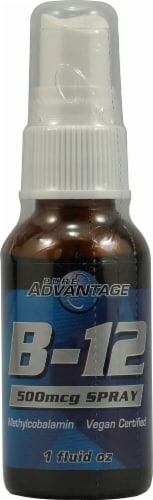 Pure Advantage  B-12 Spray Perspective: front