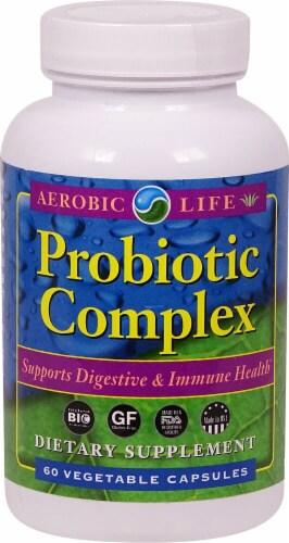 Aerobic Life  Probiotic Complex Perspective: front
