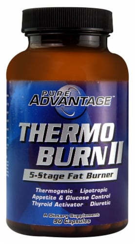 Pure Advantage  Thermo-Burn II Perspective: front