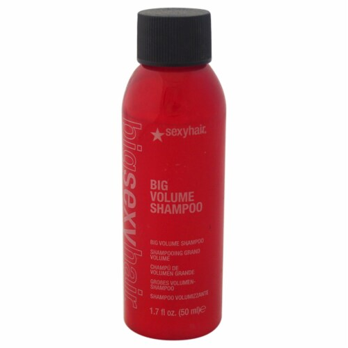 Big Sexy Hair Big Volume Shampoo - Travel Size by Sexy Hair for Unisex - 1.7 oz Shampoo Perspective: front