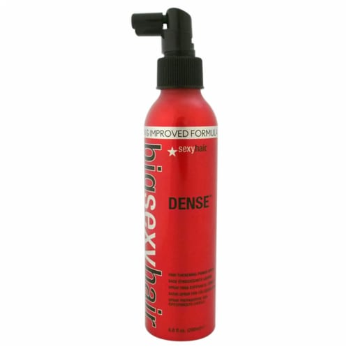 Big Sexy Dense Thick Hair Spray by Sexy Hair for Unisex - 6.8 oz Spray Perspective: front