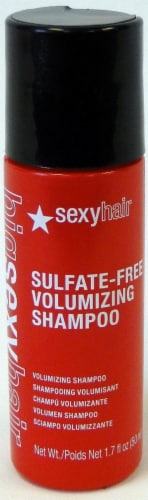 Big Sexy Hair Sulfate-Free Volumizing Shampoo Perspective: front