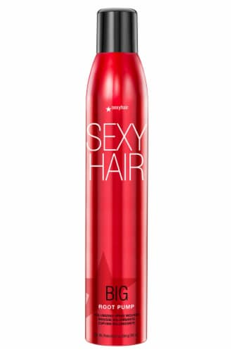 Sexy Hair Big Root Pump Mousse Perspective: front