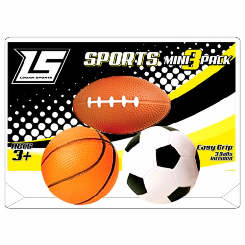 Logan Sports Balls Perspective: front