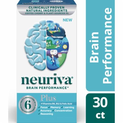 Neuriva Plus Brain Performance Capsules Perspective: front