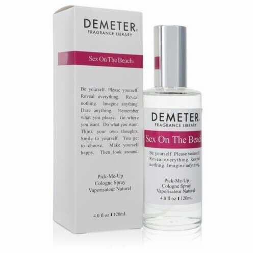 Demeter Sex On The Beach Cologne Spray 120ml/4oz Perspective: front