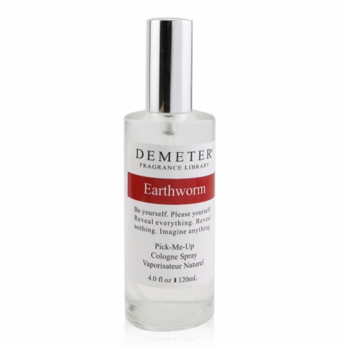 Demeter Earthworm Cologne Spray 120ml/4oz Perspective: front