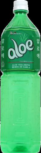 Paldo Aloe Vera Drink Perspective: front
