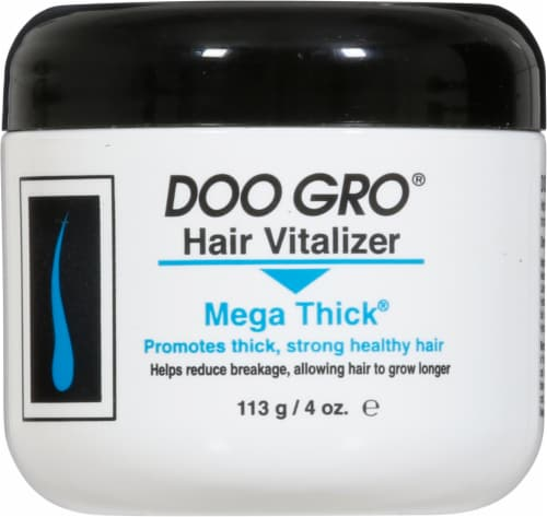Doo Gro Mega Thick Hair Vitalizer Perspective: front