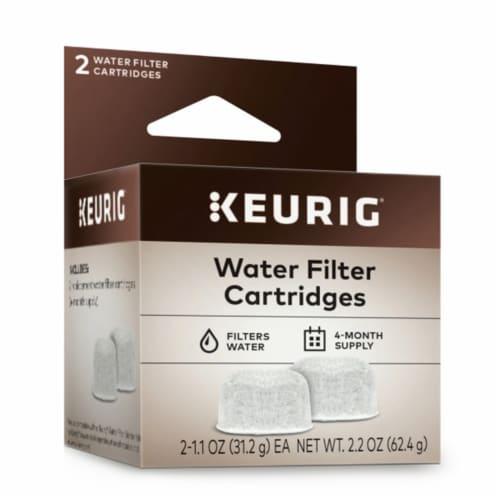 Keurig® Water Filter Refill Cartridges Perspective: front