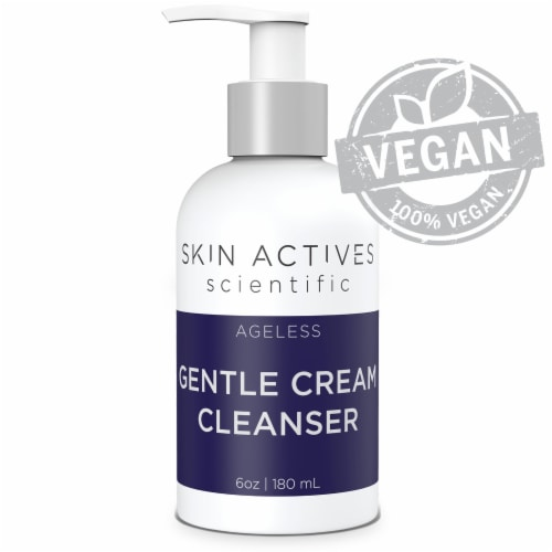 Gentle Cream Face Cleanser 6 fl. oz. Perspective: front