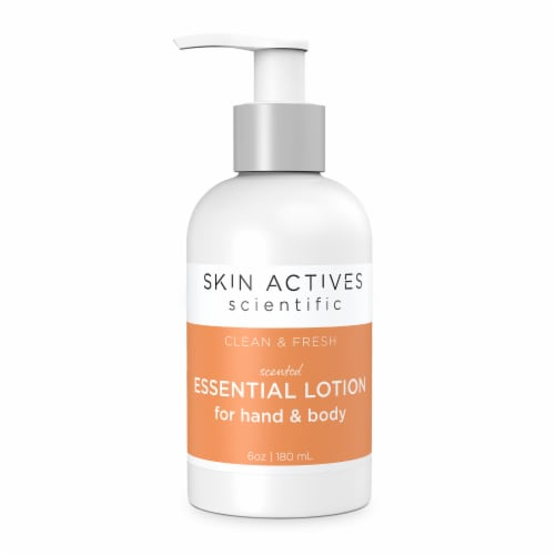 Essential Lotion for Hand and Body Perspective: front