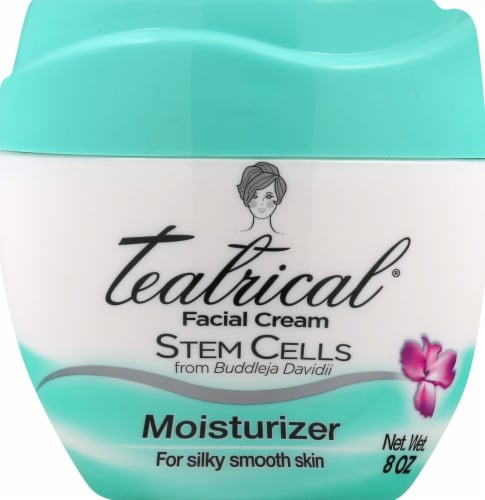 Teatrical Moisturizer Cream Perspective: front