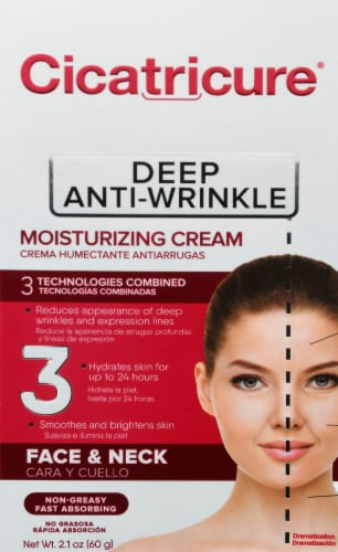 Cicatricure Anti-Wrinkle Cream Perspective: front