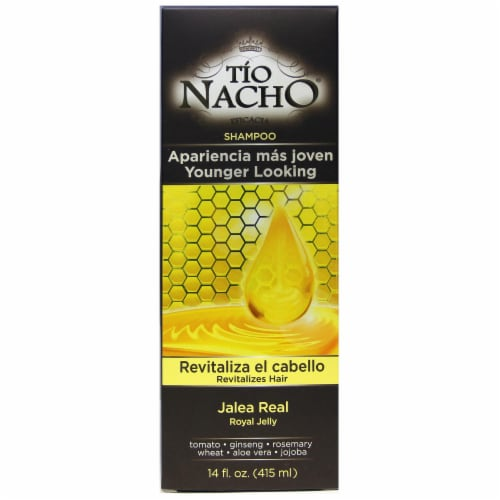 Tio Nacho Jalea Real Volume Antiaging Shampoo Perspective: front