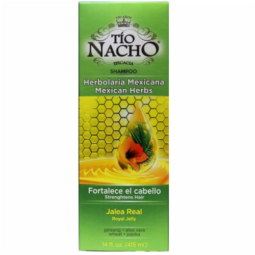 Tio Nacho Mexican Herbs Hair Strengthening Shampoo Perspective: front